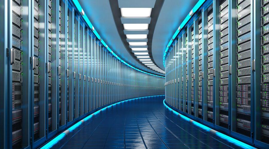 server-hallway